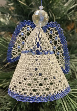 Angel 2019 Torchon Bobbin Lace Pattern
